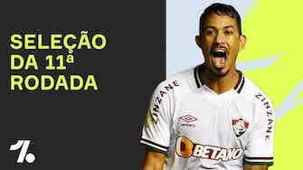 Imagem de visualização para SELEÇÃO da 11ª rodada do BRASILEIRÃO!
