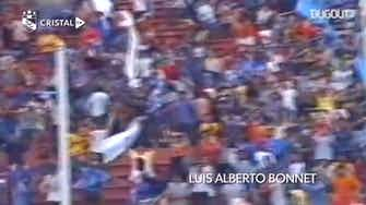 Preview image for Sporting Cristal's goals against Brazilian teams