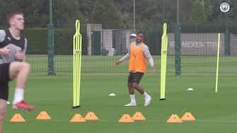 Image d'aperçu pour Manchester City prépare le match de Southampton