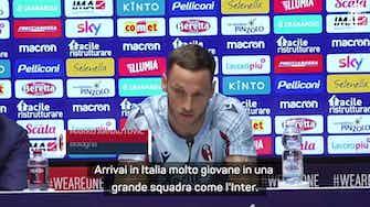 """Anteprima immagine per Arnautovic ammette: """"All'Inter ero un po' pazzo..."""""""