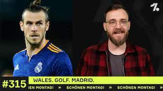 Vorschaubild für Wales. Golf. Madrid.