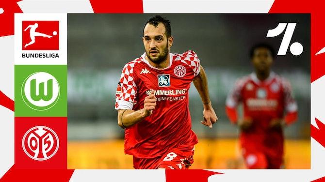 Veja os lances de VfL Wolfsburg vs. 1. FSV Mainz 05   05/22/2021