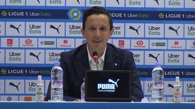 """OM - Longoria : """"Le club n'est pas en vente"""""""