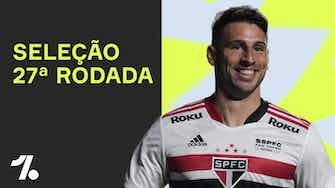 Imagem de visualização para Seleção da 27ª rodada do BRASILEIRÃO!