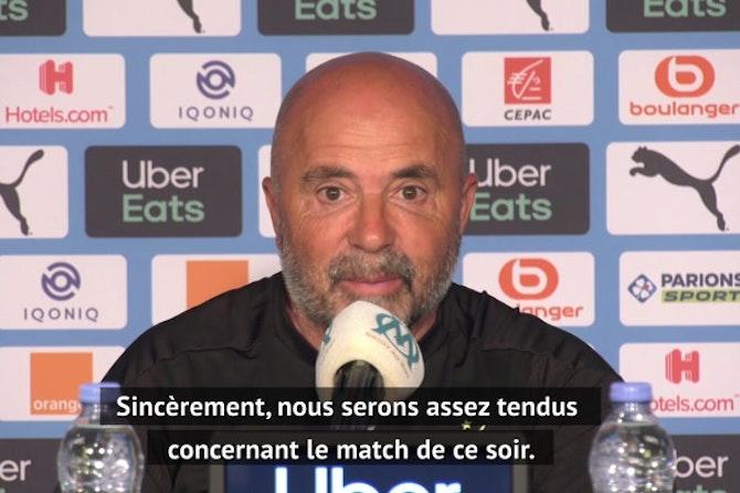 """36e j. - Sampaoli : """"Je veux une victoire de Lille !"""""""