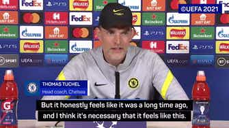 Preview image for Tuchel and Azpilicueta warn Chelsea to start from zero in Europe