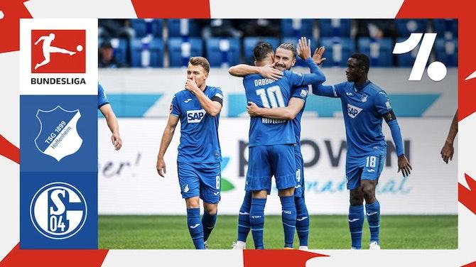 Kramaric brilha, e Hoffenheim vence o Schalke em jogo de seis gols