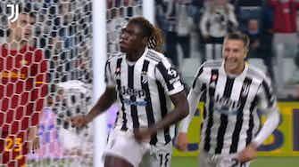 Vorschaubild für Kean's goal seals win over Roma