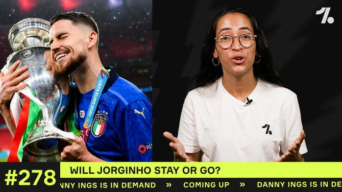 Preview image for Could Jorginho QUIT Chelsea for Serie A club?