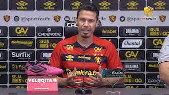 Imagem de visualização para Com saudade de Recife, Hernanes fala que seguiu coração ao acertar com Sport