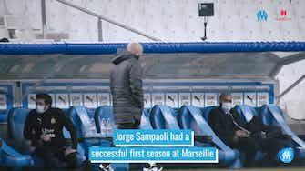 Vorschaubild für Jorge Sampaoli's first season at OM