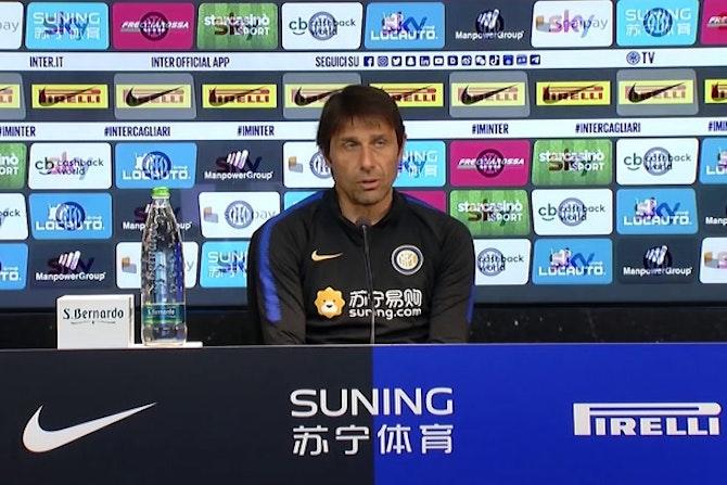 """Inter, Conte: """"Possiamo fare qualcosa di eccezionale dopo 9 anni di dominio…"""""""