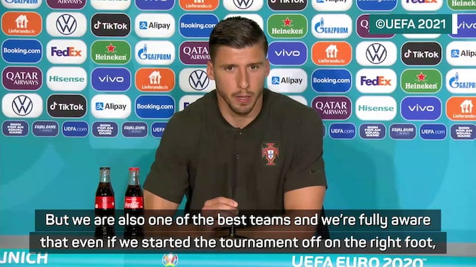Portugal must improve to beat Germany - Dias