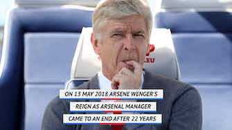 Preview image for On this Day:  Arsene Wenger's final match as Arsenal manager