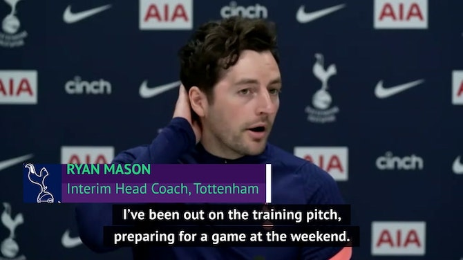 Preview image for Mason unaware of Kane comments in explosive interview