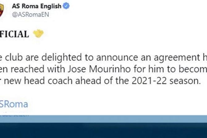 Roma-Hammer! Mourinho kommt, Fonseca muss gehen
