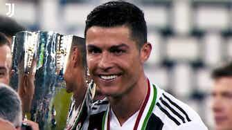 Preview image for Juventus' farewell to Cristiano Ronaldo