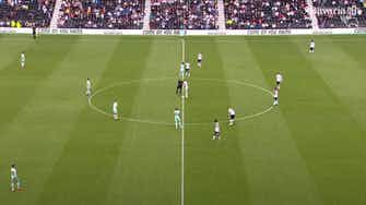 Preview image for Derby County share the points on opening day