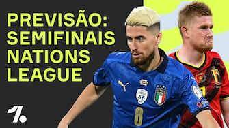 Imagem de visualização para PREVISÃO: Semifinais Nations League! Quem chega na FINAL?