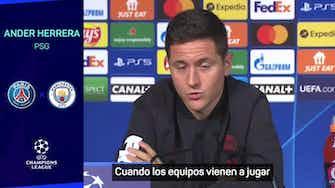 """Imagen de vista previa para  Ander Herrera: """"A ningún otro equipo se le exige ganar la Liga de Campeones, es injusto"""""""