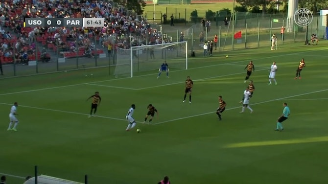 Preview image for Hakimi's goal helps PSG to pre-season win