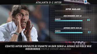 Vorschaubild für 5 Fakten zur Serie-A-Saison