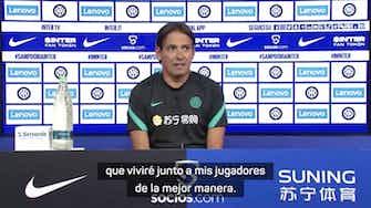 """Imagen de vista previa para Inzaghi: """"Contra el Madrid será un partido fascinante"""""""