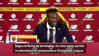 """Anteprima immagine per Abraham: """"Alla Roma per vincere, non solo per Mou. E Rudiger..."""""""