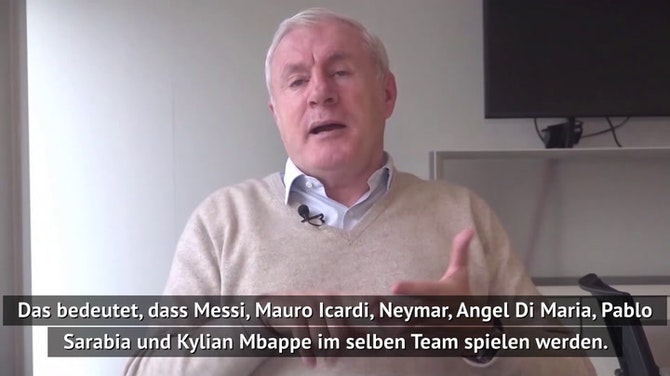 Ex-PSG-Star zweifelt an Sinn von Messi-Transfer