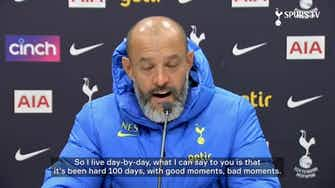 Preview image for Nuno on Kane, Newcastle and first 100 days in charge