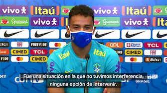 Imagen de vista previa para Danilo, sobre la suspensión del Brasil vs. Argentina