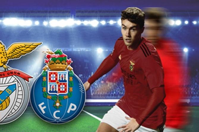 Dramatische Nachspielzeit! Zentimeter geben den Ausschlag im Classico | Benfica Lissabon - FC Porto
