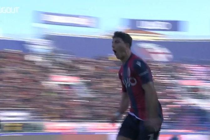 Bologna's best home goals vs Fiorentina