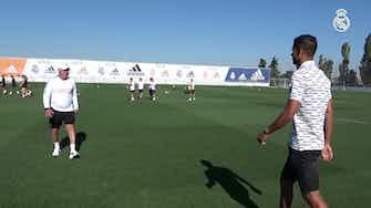 Imagem de visualização para Raphaël Varane se despede do Real Madrid; veja os bastidores