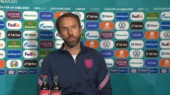 Preview image for Mount and Chilwell have to travel separately | England vs Germany | Harry Kane & Gareth Southgate ©️UEFA 2021