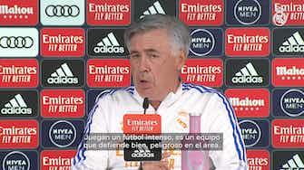 Imagen de vista previa para Carlo Ancelotti: 'Tengo un grupo de jugadores con gran calidad individual'