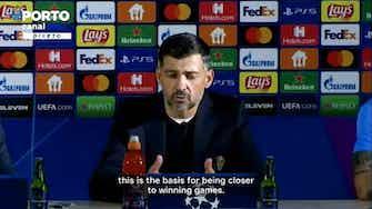 Preview image for Sergio Conceição praises FC Porto attitude vs AC Milan