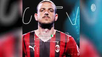 Image d'aperçu pour L'AC Milan annonce Alessandro Florenzi