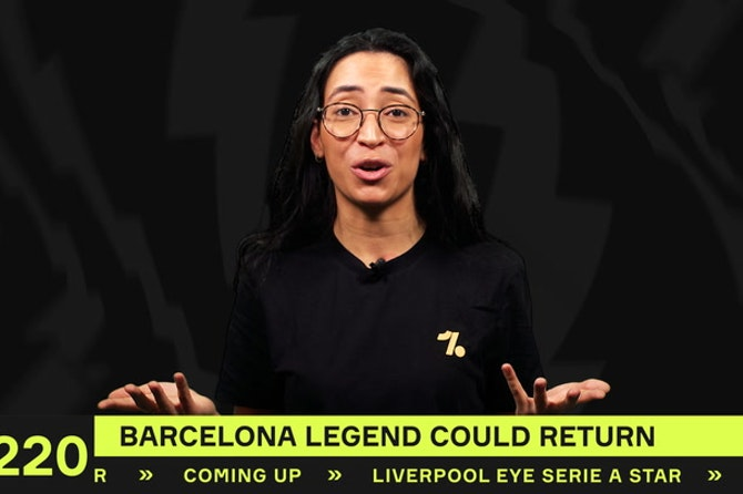 Barcelona LEGEND set to make a return?