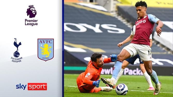 Vorschaubild für Aston Villa dreht das Spiel! | Highlights: Spurs- Aston Villa 1:2