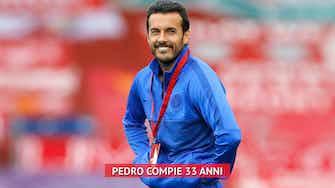 Anteprima immagine per Nati Oggi - Pedro compie 33 anni