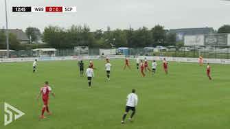 Vorschaubild für Münster marschiert auf Platz 1   Highlights - FC Wegberg-Beeck vs. SC Preußen Münster