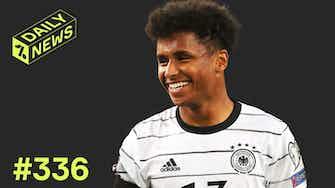 Vorschaubild für Bayern in Adeyemi-Gesprächen! Terzić hat keine Lust auf Hertha!