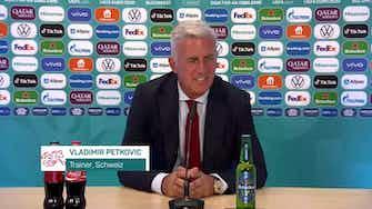 """Vorschaubild für Petkovic: """"Wie die Kirsche auf der Torte"""""""