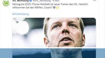 Vorschaubild für Bis 2023! Kohfeldt neuer Wolfsburg-Trainer