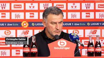 """Image d'aperçu pour FOOTBALL : Ligue 1 : 37e j. - Galtier : """"Pris par l'enjeu"""""""