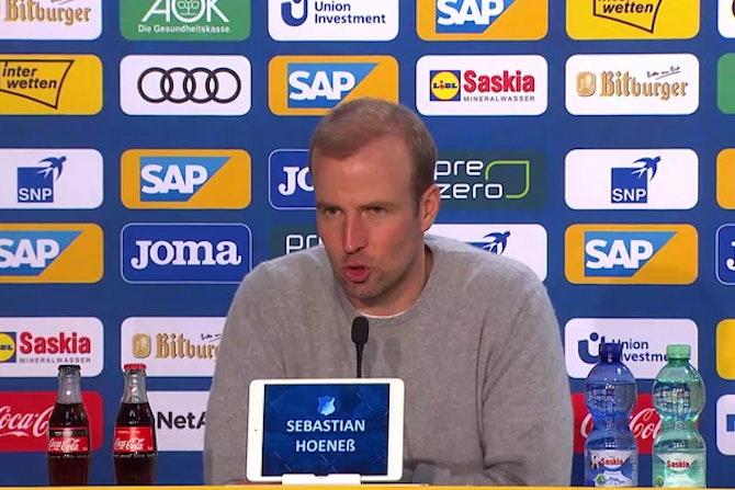 """3:2 nach 0:2 - Hoeneß: """"Ein emotionaler Sieg"""""""