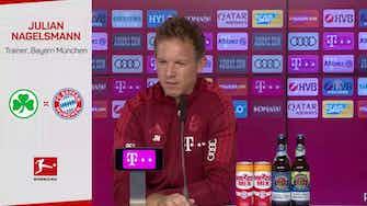"""Vorschaubild für Rüdiger zu Bayern? Nagelsmann: """"Verrate ich nicht"""""""