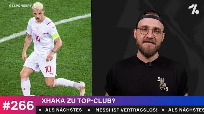 Vorschaubild für Xhaka zu Top-Club?