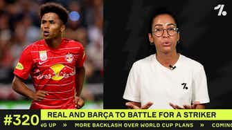 Preview image for Why Real Madrid, Barcelona AND Bayern Munich want the SAME striker...